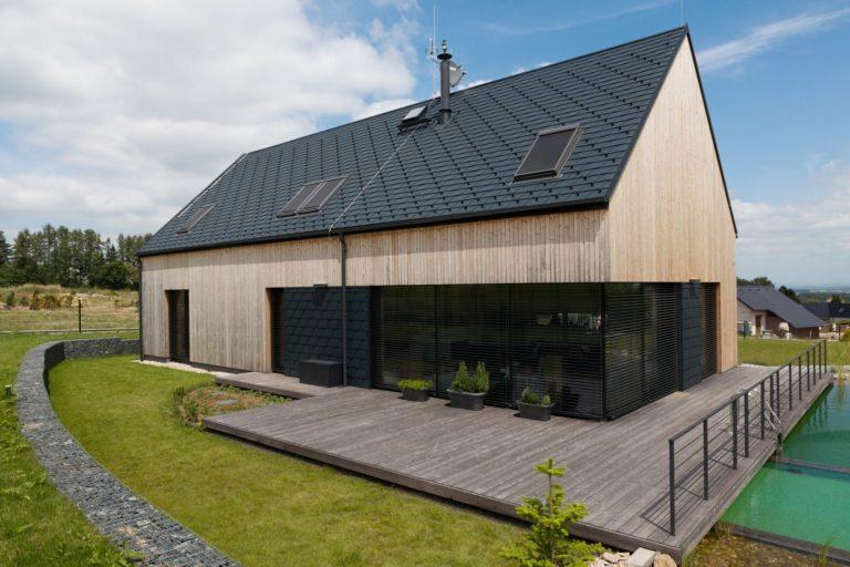Dom Stodoła Projekt Budowa Cena Balowood